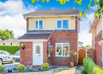Thumbnail 3 bed detached house for sale in Gambleside Close, Worsley, Manchester