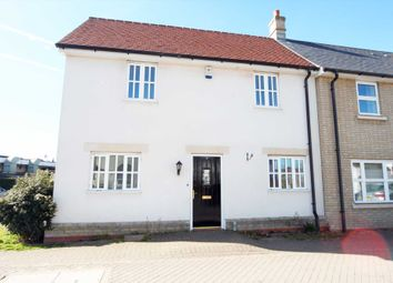 Thumbnail 2 bedroom terraced house to rent in North Street, Burwell