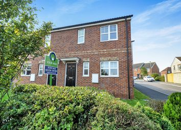 Thumbnail 3 bed semi-detached house for sale in Kingsway, Grimethorpe, Barnsley