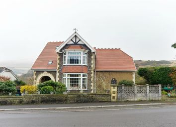 Thumbnail 6 bed detached house for sale in Bryn, Port Talbot, West Glamorgan