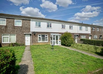 Thumbnail 3 bed terraced house for sale in Viceroy Close, Eaton Socon, St. Neots