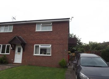 Thumbnail 2 bed property to rent in Liberty Park, Stafford