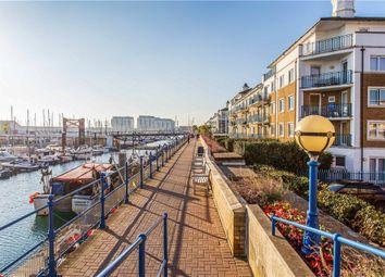 Thumbnail 3 bed flat for sale in The Strand, Brighton Marina Village, Brighton