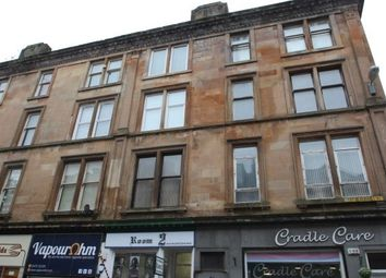 Thumbnail 1 bedroom flat to rent in West Blackhall Street, Greenock