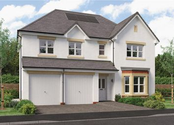 "Thumbnail 5 bedroom detached house for sale in ""Buttermere"" at East Kilbride, Glasgow"