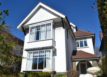 Thumbnail 5 bed detached house for sale in Sketty Road, Sketty, Swansea
