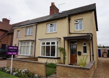 Thumbnail 3 bed semi-detached house for sale in Newtown Road, Uppingham