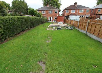 Thumbnail 3 bedroom semi-detached house for sale in Marsh Lane, Wolverhampton