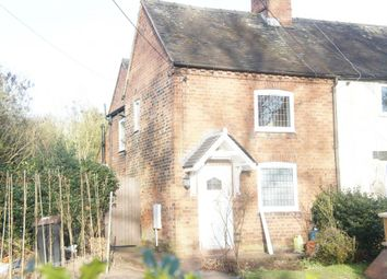 Thumbnail 2 bed terraced house to rent in Main Road, Wynbunbury, Nantwich
