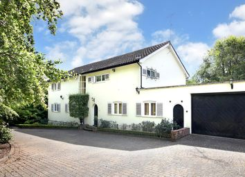 Thumbnail 4 bedroom detached house for sale in Stratton Road, Beaconsfield