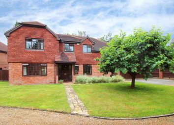 Thumbnail 4 bed detached house for sale in Comptons Brow Lane, Horsham