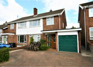 Thumbnail 3 bed semi-detached house to rent in Longfields, Ongar