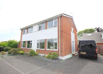 Thumbnail 4 bed semi-detached house to rent in Priors Road, Poole