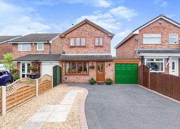 Thumbnail 3 bed link-detached house for sale in Smeath Road, Underwood, Nottingham