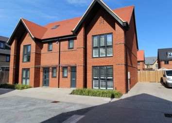 Thumbnail 4 bedroom semi-detached house for sale in Marchment Square, Peterborough