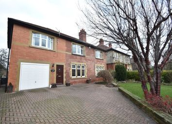 Thumbnail 4 bed detached house for sale in Church Lane, Garforth, Leeds