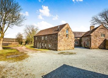 Thumbnail 4 bed farmhouse for sale in & Holiday Cottages, Winkhill, Leek, Staffordshire