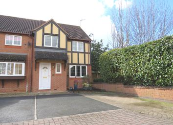 Thumbnail 3 bed end terrace house for sale in Pippen Field, Lyppard Habington, Worcester