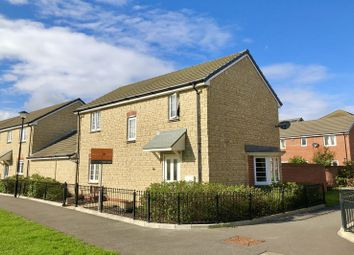 Thumbnail 3 bed link-detached house for sale in Millstone Close, Weston-Super-Mare