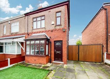 Thumbnail 2 bed semi-detached house for sale in Halegate Road, Widnes