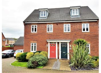 Thumbnail 3 bed semi-detached house for sale in Snowgoose Way, Newcastle