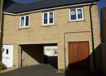 Thumbnail 1 bed flat to rent in Russ Avenue, Faringdon