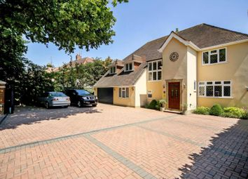 Thumbnail 6 bed detached house to rent in Brooklands Road, Weybridge