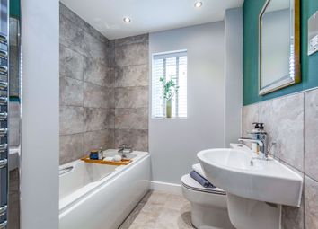 4 bed detached house for sale in The Avenue Kier Living Derby Road, Wingerworth, Chesterfield S42