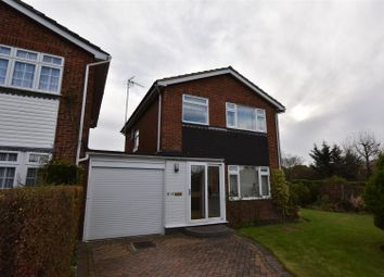 Thumbnail 3 bed detached house to rent in The Birches, North Weald, Epping