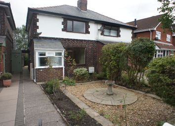 Thumbnail 3 bed semi-detached house to rent in Mill Lane, Houghton Green, Warrington