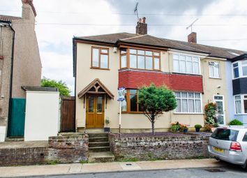 Thumbnail 3 bedroom end terrace house for sale in Springhead Road, Northfleet, Gravesend