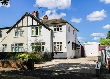 Thumbnail 4 bed semi-detached house for sale in Portnalls Road, Coulsdon