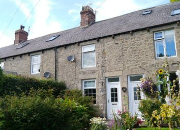 Thumbnail 2 bed terraced house for sale in Castle View, Ovingham, Prudhoe