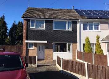 3 bed semi-detached house for sale in Bernsdale Close, Sandycroft, Deeside CH5