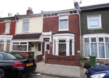 Thumbnail 2 bed terraced house for sale in Vernon Road, Portsmouth