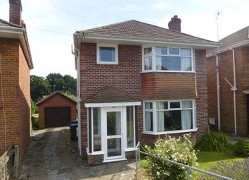 Thumbnail 3 bed detached house for sale in Burnham Chase, Southampton
