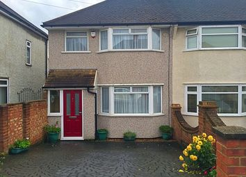 Thumbnail 4 bed terraced house to rent in Orchard Rise East, Sidcup
