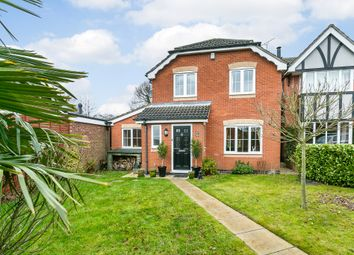 Thumbnail 3 bed detached house for sale in The Elms, Markfield
