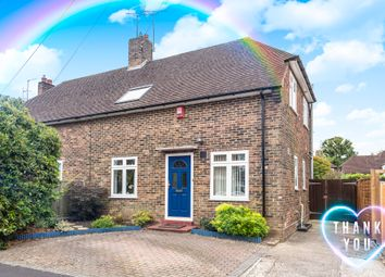 Thumbnail 3 bed semi-detached house for sale in Highlands Road, Horsham