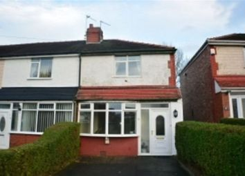 Thumbnail 2 bed semi-detached house to rent in Clifton Crescent, Blackpool, Lancashire