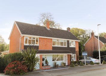 Thumbnail 4 bed detached house for sale in Silvermere Park, Shifnal
