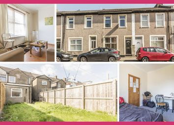 Thumbnail 4 bed terraced house for sale in Meteor Street, Roath, Cardiff