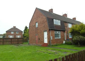 Thumbnail 2 bed terraced house for sale in Grasmere Terrace, South Hetton, Durham