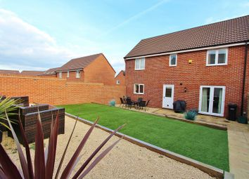 Thumbnail 4 bed detached house for sale in The Mead, Keynsham, Bristol