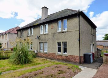 Thumbnail 1 bed flat for sale in Newlands Terrace, Carluke