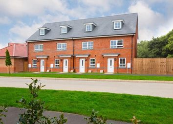 "Thumbnail 4 bedroom terraced house for sale in ""Kingsville"" at Woodmansey Mile, Beverley"
