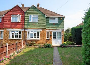 Thumbnail 3 bed semi-detached house for sale in Norfolk Road, Maidstone