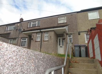 Thumbnail 3 bed terraced house for sale in Newman Road, Trevethin, Pontypool