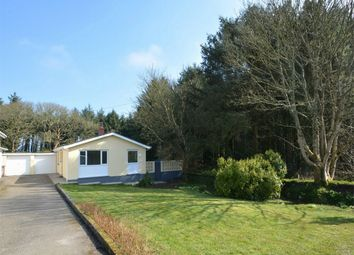Thumbnail 2 bed detached bungalow for sale in Goonlaze, Stithians, Truro, Cornwall