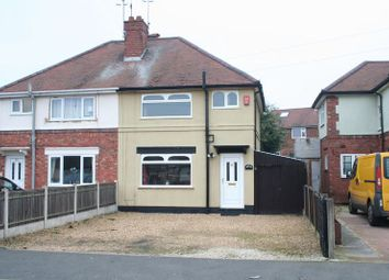Thumbnail 3 bedroom semi-detached house for sale in Church Road, Wordsley, Stourbridge